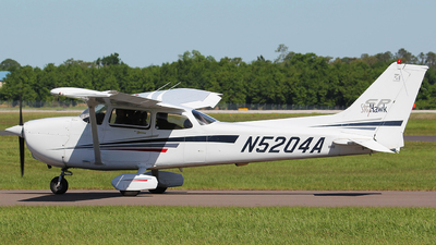 N5204A - Cessna 172S Skyhawk SP - Private