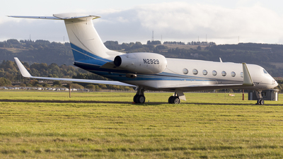 N2929 - Gulfstream G550 - Private