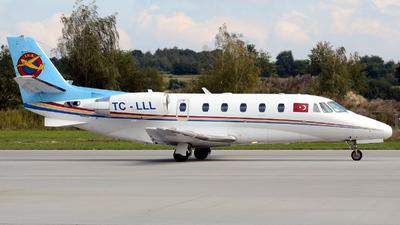 A picture of TCLLL - Cessna 560XL Citation XLS - [5605722] - © Marcin G. Dabrowski