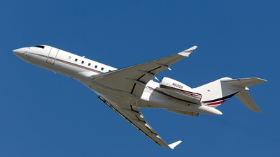 N112QS - Bombardier BD-700-1A11 Global 5000 - NetJets Aviation
