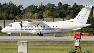 D-CREW - Dornier Do-328-100 - Private Wings Flugcharter GmbH