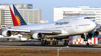 RP-C7472 - Boeing 747-4F6 - Philippine Airlines