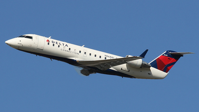 N8688C - Bombardier CRJ-200ER - Delta Connection (Endeavor Air)