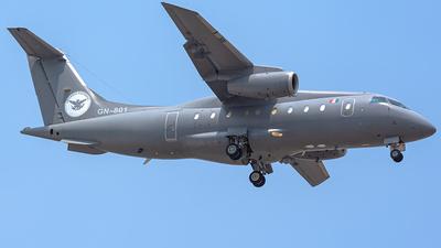 GN-801 - Dornier Do-328-300 Jet - Mexico - Guardia Nacional