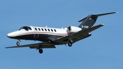 D-CHIP - Cessna 525 Citation CJ3 - E-Aviation