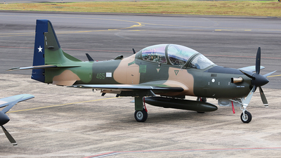 465 - Embraer A-29B Super Tucano - Chile - Air Force