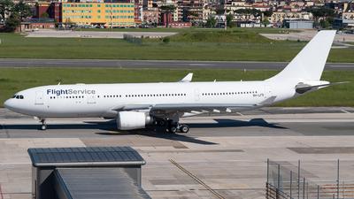 A picture of 9HLFS - Airbus A330203 - MalethAero - © Marcello Montagna spotter_napoli