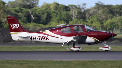 A picture of VHDRK - Cirrus SR20 - [1441] - © JulietWhiskey