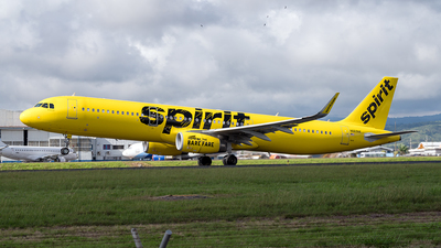 A picture of N669NK - Airbus A321231 - Spirit Airlines - © Cristian Quijano