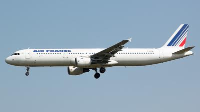F-GTAL - Airbus A321-211 - Air France