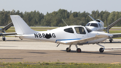 N881AG - Cirrus SR18 - Cirrus Design Corporation