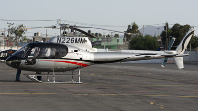 N226MM - Eurocopter AS 350B3 Ecureuil - Private