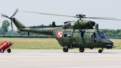 0601 - PZL-Swidnik W3PL Gluszec - Poland - Army
