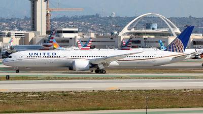 N12003 - Boeing 787-10 Dreamliner - United Airlines