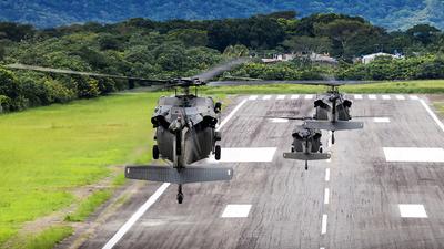 PNC-0607 - Sikorsky UH-60L Blackhawk - Colombia - Police