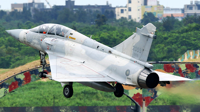 2059 - Dassault Mirage 2000-5DI - Taiwan - Air Force