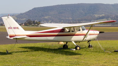 A picture of VHWHL - Cessna 172A Skyhawk - [47507] - © Clinton_vern