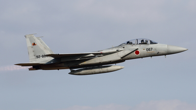 92-8067 - McDonnell Douglas F-15DJ Eagle - Japan - Air Self Defence Force (JASDF)