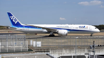 JA892A - Boeing 787-9 Dreamliner - All Nippon Airways (Air Japan)