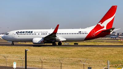 VH-VXS - Boeing 737-838 - Qantas