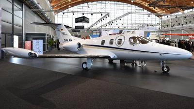 D-ILAV - Eclipse 550 - Private