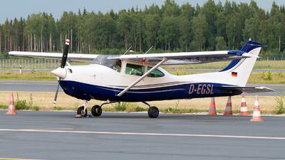 D-EGSL - Cessna R182 Skylane RG - Private