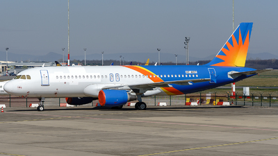 A picture of HZAS17 - Airbus A320214 - [4349] - © Kiskockas