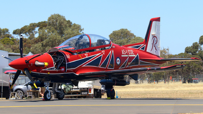 A54-032 - Pilatus PC-21 - Australia - Royal Australian Air Force (RAAF)