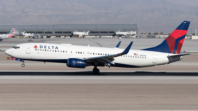 A picture of N3756 - Boeing 737832 - Delta Air Lines - © Yixin Chen