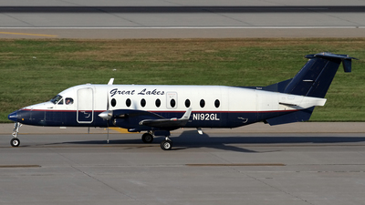 N192GL - Beech 1900D - Great Lakes Airlines