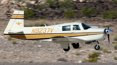 A picture of N9237V - Mooney M20C - [690058] - © Joshua Ruppert