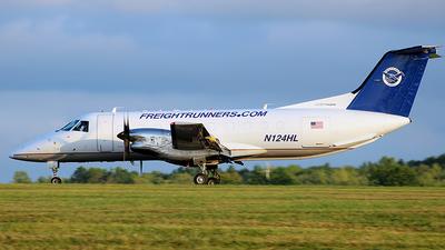 N124HL - Embraer EMB-120ER Brasília - Freight Runners Express