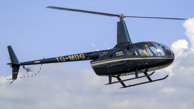 TG-MDG - Robinson R66 Turbine - Private