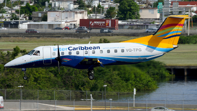 A picture of VQTPG - Embraer EMB120ER Brasilia - InterCaribbean Airways - © Carlos Barcelo