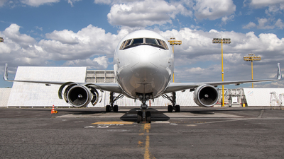 N569AZ - Boeing 767-338(ER) - Amazon Prime Air