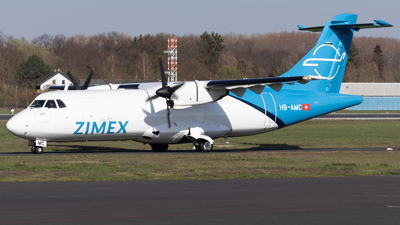HB-AMC - ATR 42-320(F) - Zimex Aviation
