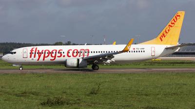 TC-ARP - Boeing 737-82R - Pegasus Airlines