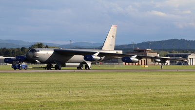 61-0029 - Boeing B-52H Stratofortress - United States - US Air Force (USAF)