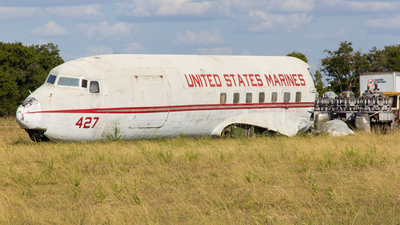 N427D - Douglas C-118A Liftmaster - Private