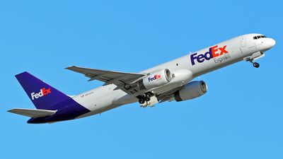 N973FD - Boeing 757-2Y0(SF) - FedEx