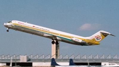 9H-TFH - McDonnell Douglas DC-9-51 - BWIA West Indies Airways