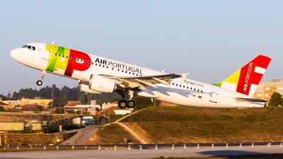 A picture of CSTNK - Airbus A320214 - TAP Air Portugal - © Carlos Miguel Seabra