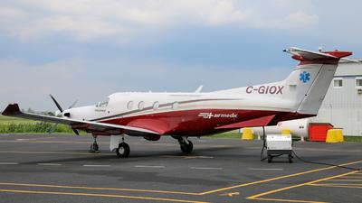 C-GIOX - Pilatus PC-12/47E - Airmédic