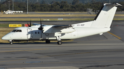 VH-AEP - Bombardier Dash 8-102 - Maroomba Airlines