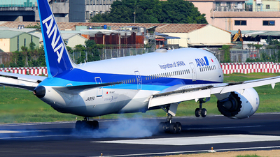 JA815A - Boeing 787-8 Dreamliner - All Nippon Airways (Air Japan)