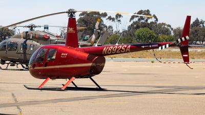 N892SA - Robinson R44 Raven II - Corporate Helicopters