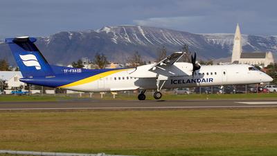 TF-FXA - Bombardier Dash 8-Q402 - Icelandair (Air Iceland Connect)