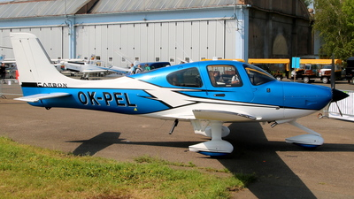 OK-PEL - Cirrus SR22-GTS - Private