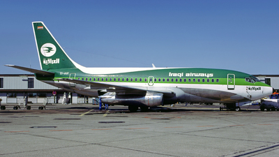 YI-AGI - Boeing 737-270C(Adv) - Iraqi Airways