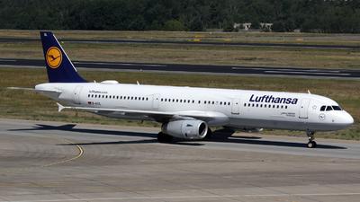 D-AIDL - Airbus A321-231 - Lufthansa